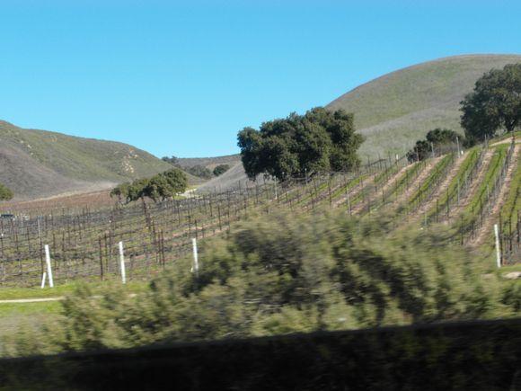Onderweg naar San Francisco