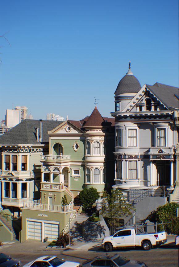 San Francisco, op een na laatste dag (2)